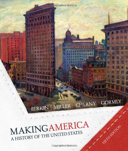 9780618980659: Making America: A History of the United States