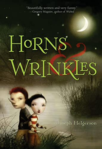 9780618981786: Horns and Wrinkles