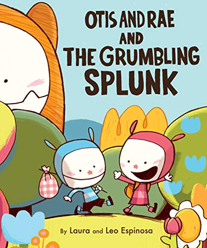 9780618982066: Otis and Rae and the Grumbling Splunk