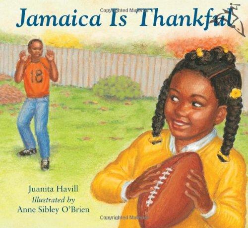9780618982318: Jamaica Is Thankful