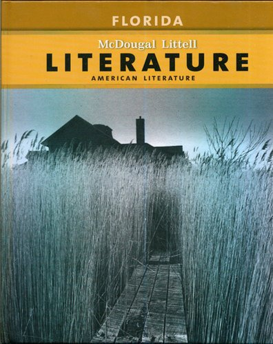 McDougal Littell Literature: Pupil's Edition American Literature FL 2009: LITTEL, MCDOUGAL