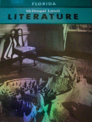 Literature Grade 8: Mcdougal Littell Literature Florida: ML