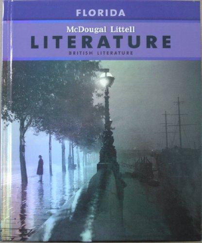 9780618985890: McDougal Littell Literature: Pupil's Edition British Literature FL 2009