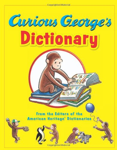 9780618986491: Curious George's Dictionary