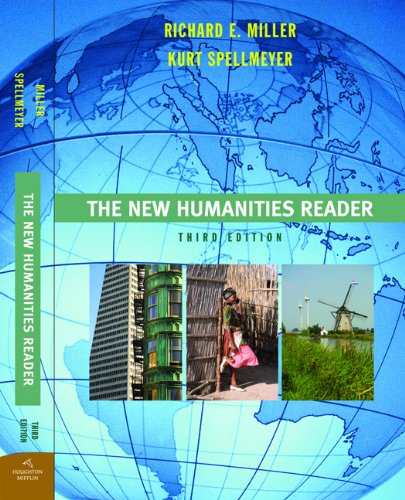 9780618988563: The New Humanities Reader
