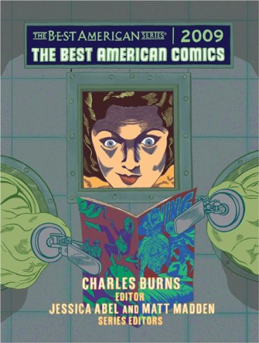 The Best American Comics 2009 (First Edition)