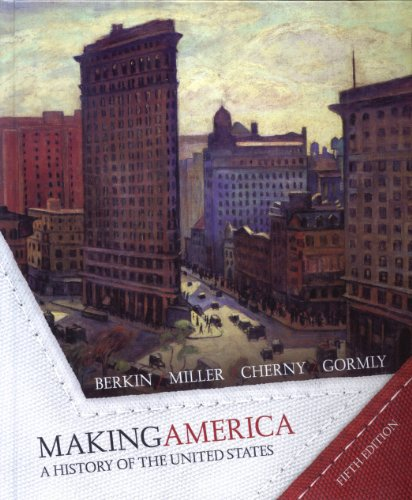 9780618994625: Berkin Making America Advanced Placement Edition Fifth Edition