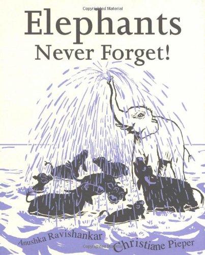 9780618997848: Elephants Never Forget