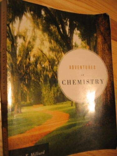 9780618998289: Adventures in Chemistry~Colby College