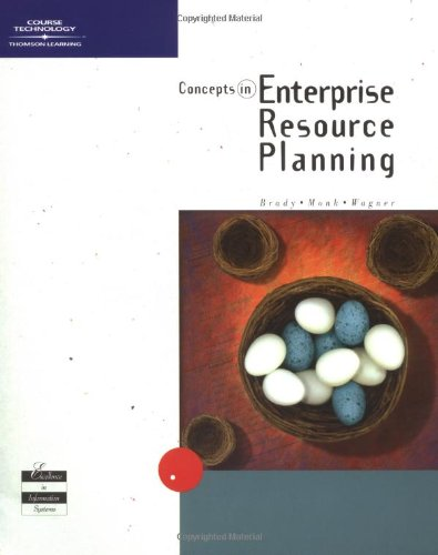 9780619015930: Concepts in Enterprise Resource Planning