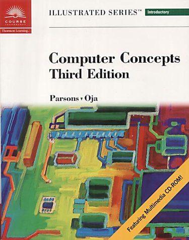 9780619017323: Computer Concepts - Illustrated Introductory, Third Edition