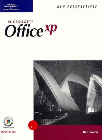New Perspectives on Microsoft Office Xp: 1st: Parsons, June Jamrich;