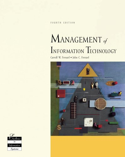 9780619034177: Management of Information Technology