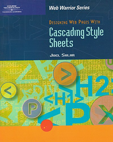 9780619035204: Designing Web Pages With Cascading Style Sheets