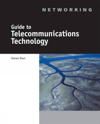 9780619035471: Guide to Telecommunications Technology