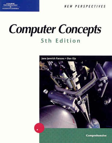 9780619044190: New Perspectives on Computer Concepts 5th Edition, Comprehensive (New Perspectives Series)
