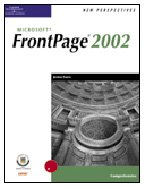 9780619044640: New Perspectives on Microsoft FrontPage 2002, Comprehensive (New Perspectives Series)