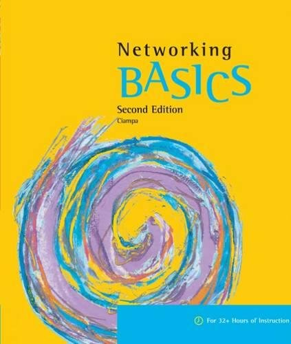 9780619055820: Networking BASICS, Second Edition (BASICS Series)