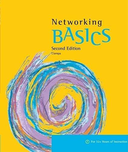 9780619055820: Networking BASICS, Second Edition (BASICS Series)