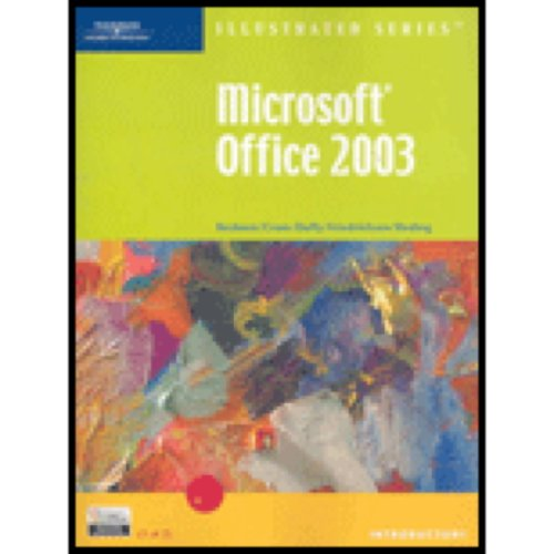 9780619057893: Microsoft Office 2003-Illustrated Introductory (Illustrated Series)