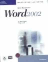 9780619058173: Mastering and Using Microsoft Word 2002: Introductory Course