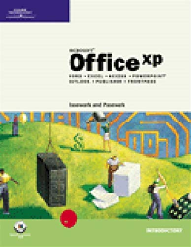Microsoft Office XP: Introductory Course: Pasewark and Pasewark; Ltd, Pasewark