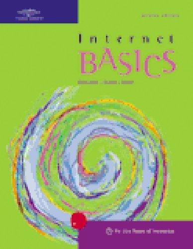 Internet BASICS (Basics (Thompson Learning)) (0619059052) by Karl Barksdale; Michael Rutter; Ryan Teeter