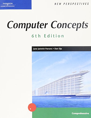 9780619100056: New Perspectives on Computer Concepts 6th Edition, Comprehensive