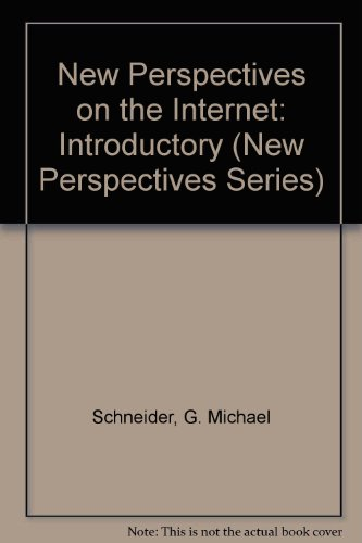 9780619100292: New Perspectives on the Internet 3rd Edition - Introductory