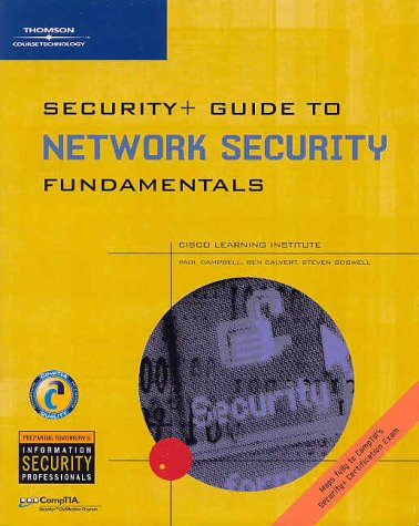 9780619120177: Security+ Guide to Network Security Fundamentals