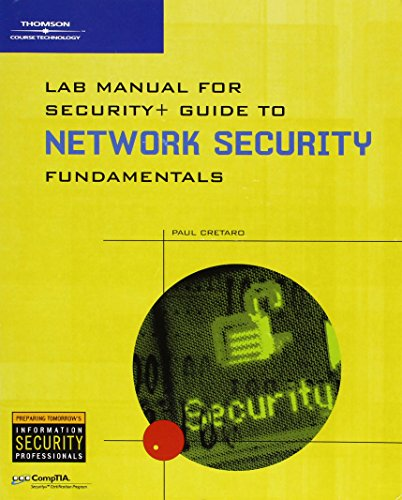 9780619131043: Lab Network Security Fundamnt