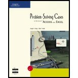 9780619159047: Problem Solving Cases in Microsoft Access and Excel