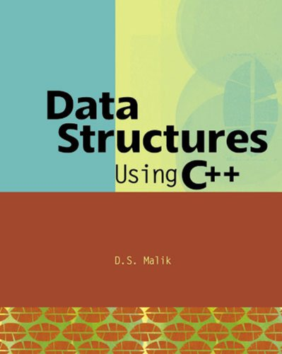 9780619159078: Data Structures Using C++ (Programming)