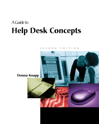 9780619159467: A Guide to Help Desk Concepts, Second Edition