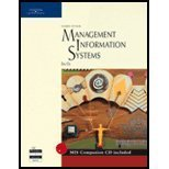 9780619160296: Management Information Systems , 4TH EDITION