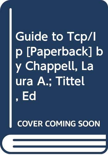 9780619186548: Guide to TCP/IP with Etherpeek S/W