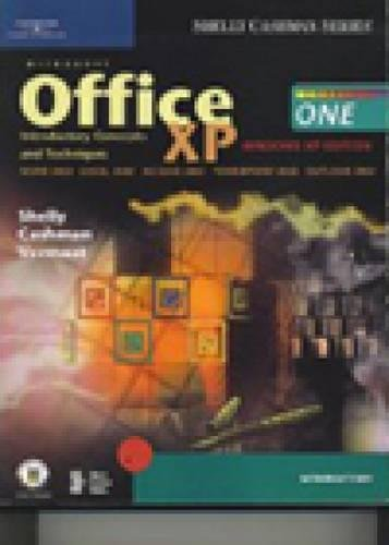 9780619200039: Microsoft Office XP: Introductory Concepts and Techniques, Windows XP Edition (Shelly Cashman)