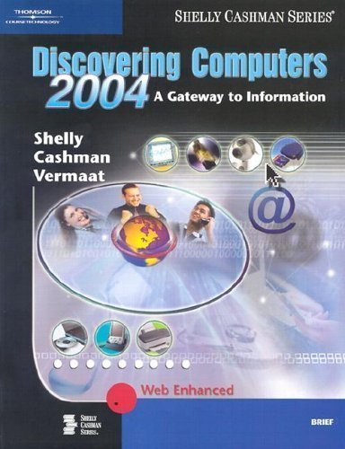 9780619201500: Discovering Computers 2004