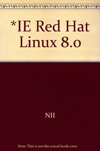 9780619204501: *IE Red Hat Linux 8.0