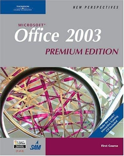 9780619206581: New Perspectives on Microsoft Office 2003: First Course