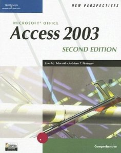 9780619206727: New Perspectives on Microsoft Office Access 2003, Comprehensive (New Perspectives Series)