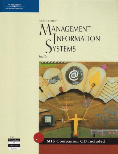 9780619213220: Management Information Systems