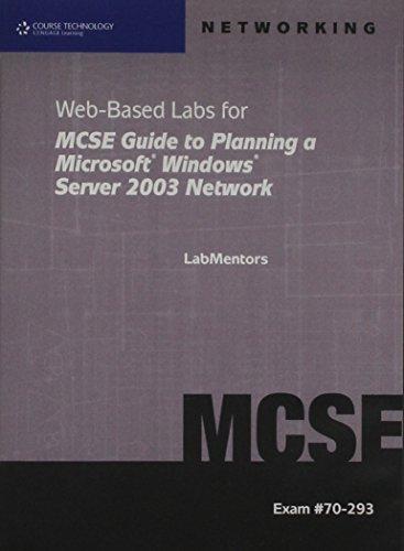 9780619213503: Web-Based Labs