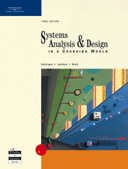 9780619213718: Systems Analysis and Design