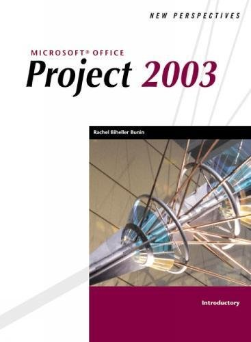 9780619213794: New Perspectives on Microsoft Office Project 2003, Introductory