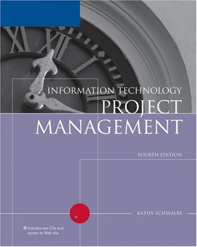 9780619215262: Information Technology Project Management, Fourth Edition