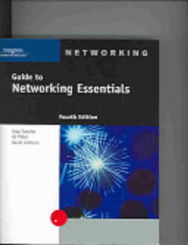 9780619215323: Guide to Networking Essentials, Fourth Edition