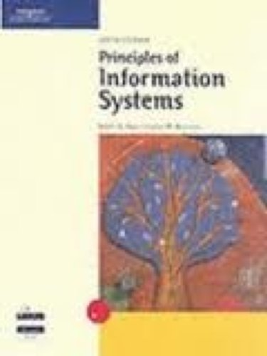 9780619216078: Principles of Information Systems, Sixth Edition Enhanced