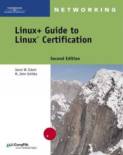 9780619216214: Linux+ Guide to Linux Certification
