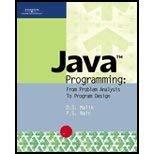 Java Programming: Nair, K. M.